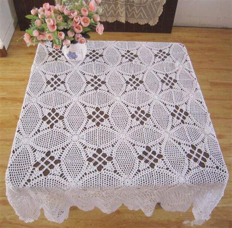 Crochet Tablecloths Crochet Kingdom 19 Free Crochet free crochet pattern square tablecloth traitoro for