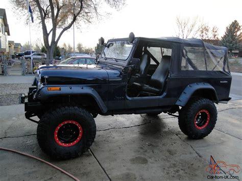jeep cj cj8 scrambler