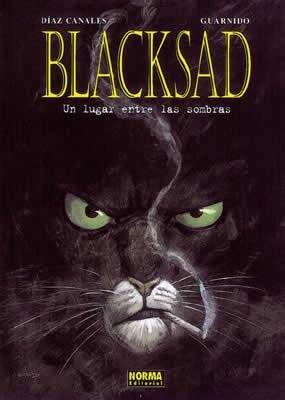 blacksad en espagnol 1 un lugar entre las sombras