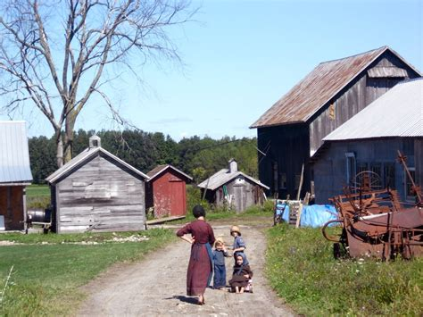 file amish farm morristown new york jpg wikimedia commons