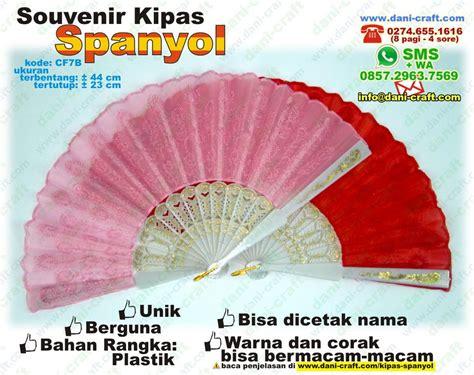 Kipas Spanyol souvenir kipas spanyol murah souvenir pernikahan