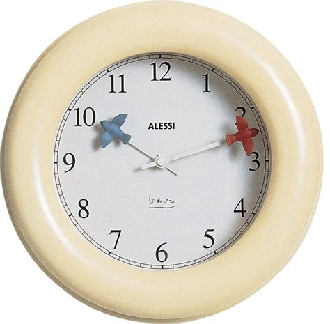 kitchen clocks modern alessi kitchen clock modern wall clocks by lbc modern