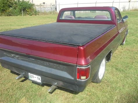 chevy bed 1975 customized chevy long bed pickup truck for sale