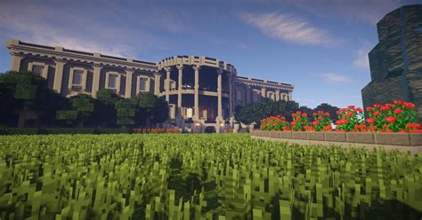 minecraft white house check out the white house recreated in minecraft gearcraft
