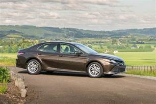 the 2018 toyota camry xle is a premium take on america s