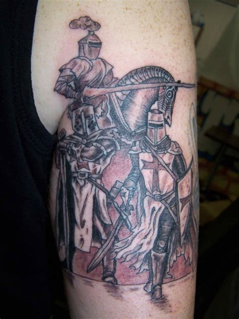 templar tattoo knights templar tattoos