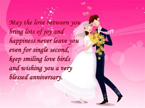 Wedding Anniversary Messages Wishes And by Wedding Anniversary Wishes And Quotes Best Wishes