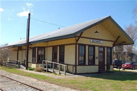 zachary railroad depot zachary la stations