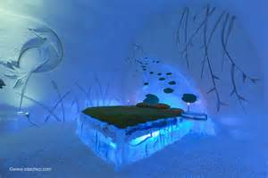Step 2 Princess Castle Bed Hotel De Glace North America S Only Ice Hotel 171 Twistedsifter