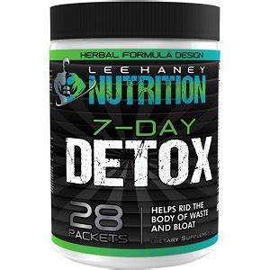 Detox Nutrition Commercialism Research Review haney nutrition support systemic cleansing 7 day detox