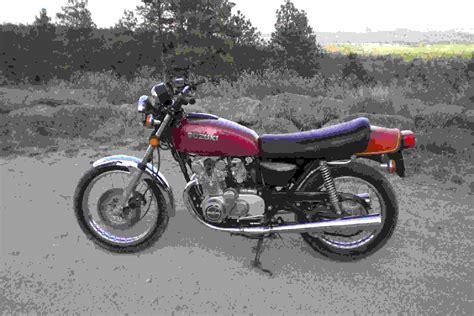 78 Suzuki Gs550 Bike Bone Yard Motorcycle Parts