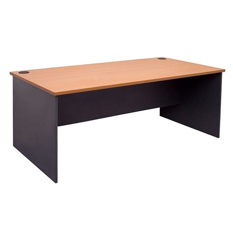 office desk with drawers function desk beech or cherry fast office furniture