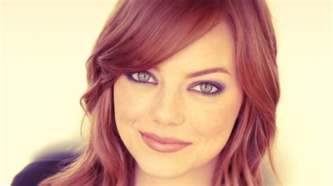 trending hair colors 2015 emma stone