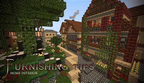 minecraft home design tips furnishing tips home interior minecraft project