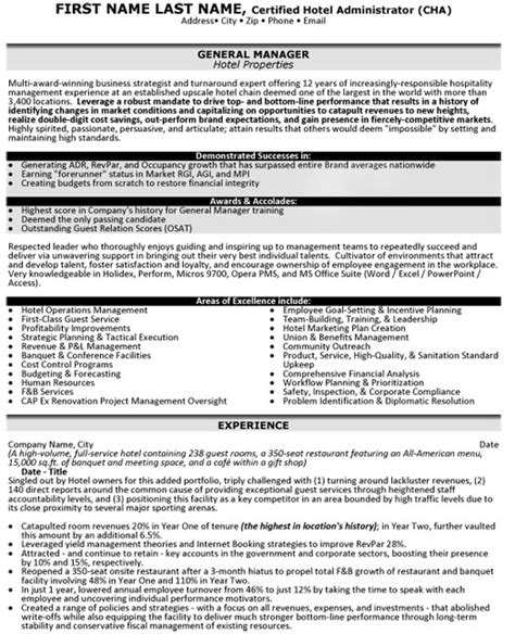 hotel manager resume example examples of resumes regarding hotel