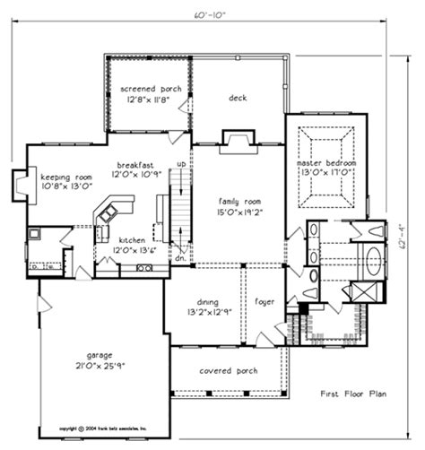 Frank Betz Floor Plans by Atherton House Floor Plan Frank Betz Associates