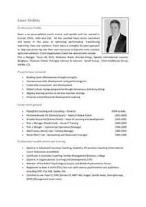 ewan stickley professional profile