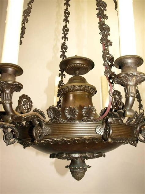 Antique Empire Chandelier Antique Chandelier Empire Style Chandelier For Sale At 1stdibs