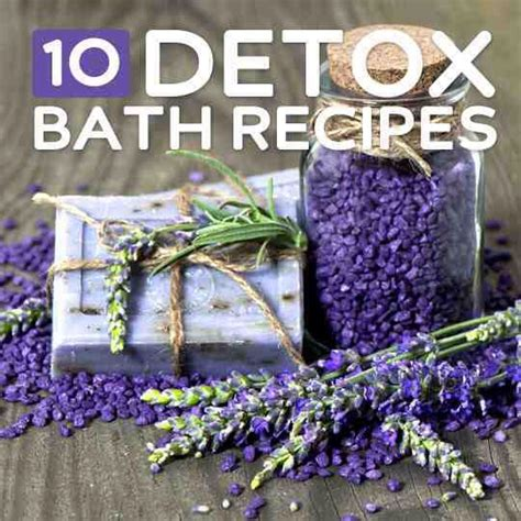 Can You Take A Detox Bath Everyday by 10 Detox Baths To Cleanse Relax And Rejuvenate You