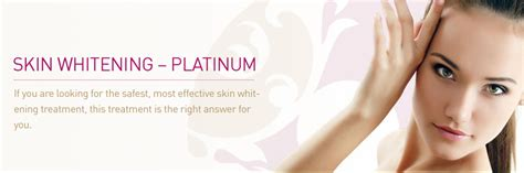 skin whitening platinum ovela clinic