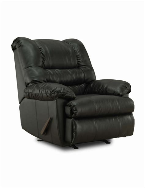 Recliner Free Shipping new simmons big onyx recliner free shipping ebay
