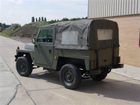land rover series iii 88 ex for sale mod direct