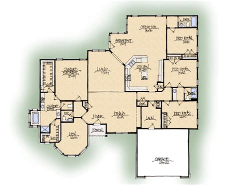 chelsea ii a house plan schumacher homes