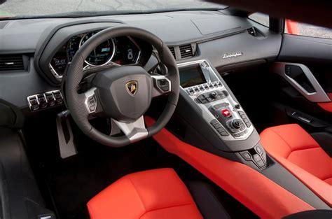Lamborghini Interior by Lamborghini Aventador Interior Autocar