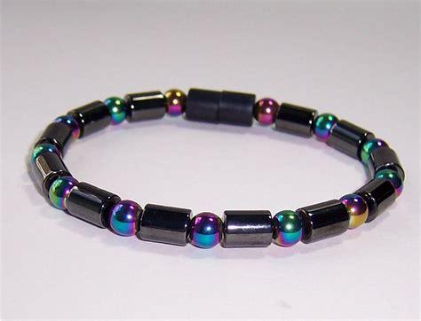magnetic therapy jewelry single bracelets 6 5 to 11 ebay