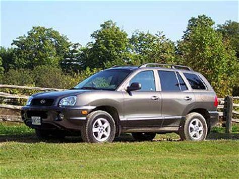 Lifted Hyundai Santa Fe by Drive 2004 Hyundai Santa Fe Gls 3 5 And 2004