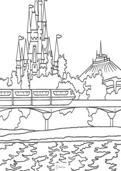 cinderella castle coloring pages az coloring pages disney castle coloring pages printable disney castle
