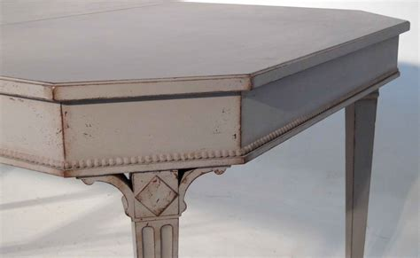 gustavian style dining table trendfirst