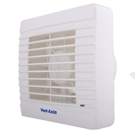 electric extractor fans for bathrooms vent axia 25120 va100lt 4 inch zone 3 bathroom fan with timer