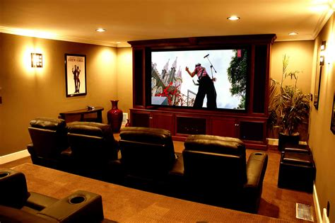 home theater living room 15 simple elegant and affordable home cinema room ideas