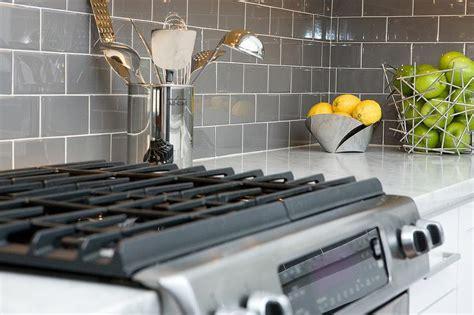 stylish subway tile kitchen backsplash great home decor versatility gray subway tile backsplash great home decor