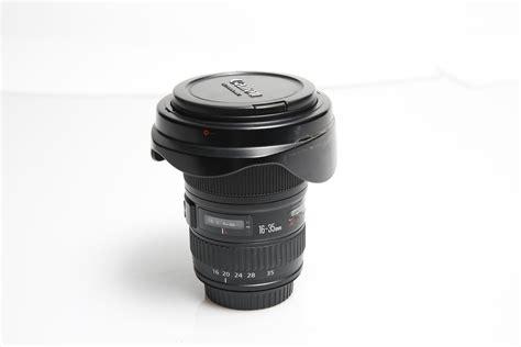 Lensa Canon Frame canon lens 16 35mm f 2 8 l ii usm oktarent