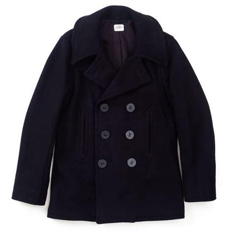 Jaket Pea Coat Navy Original U S A real navy pea coat coat racks
