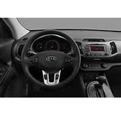 2012 Kia Sportage SUV Base 4dr Front Wheel Drive Interior Driver Side