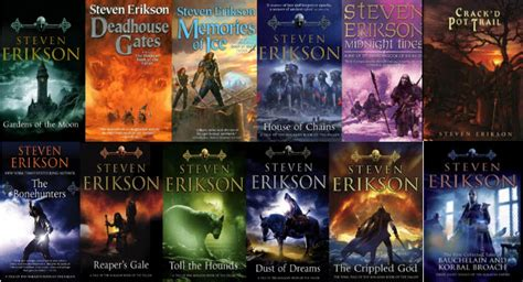 fallen gods tides of war book ii books review malazan book of the fallen series by steven