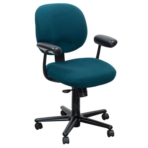 Teal Task Chair by Herman Miller Ergon Used Task Chair Teal National