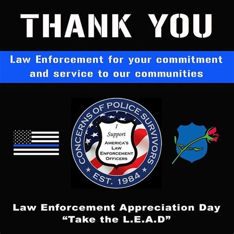 Officer Appreciation Day by 1000 Ideas About Community Support Officer On