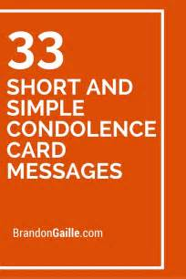 35 and simple condolence card messages messages condolences and shorts