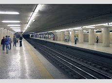 UrbanRail.Net > Lisboa Metro > Linha Amarela Odivelas - Rato Eu