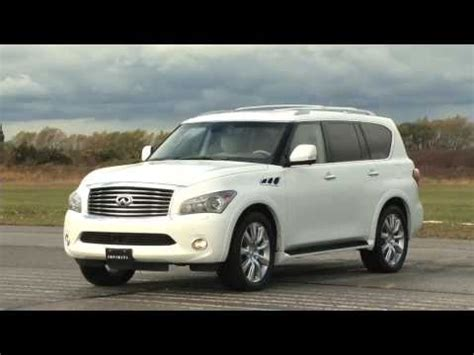 roadfly 2011 infiniti qx56 road test and review