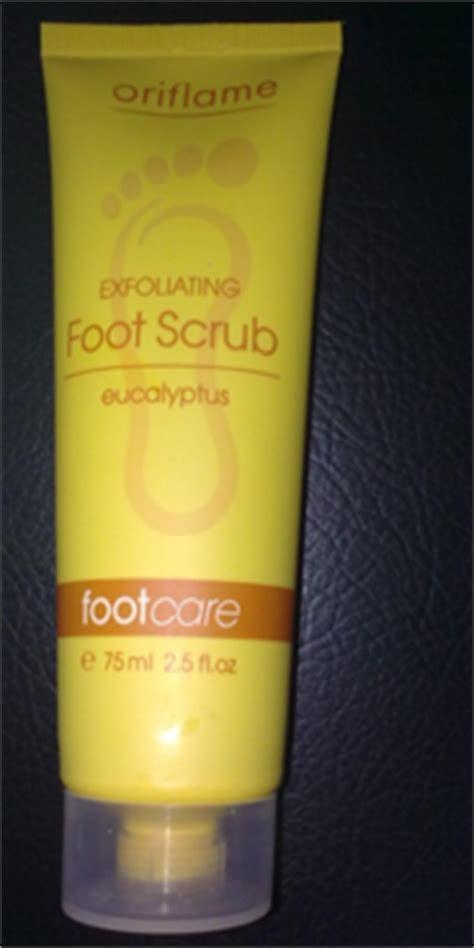 Foot Scrub Oriflame oriflame eucalyptus exfoliating foot scrub