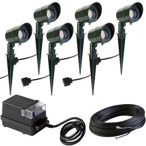 Led Outdoor Landscape Lighting Kits Landscaping Lighting Kits Newsonair Org