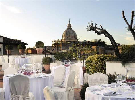 terrazza caffarelli prezzi hotel d inghilterra ricevimento matrimonio roma