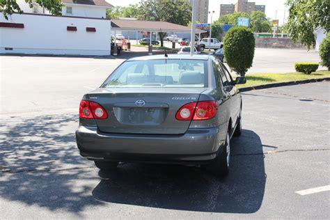 Value Of Toyota Corolla 2005 2005 Toyota Corolla Pictures Cargurus Autos Post