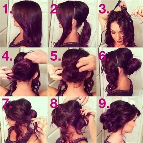 quick hairstyles ideas 15 quick and easy everyday hairstyle ideas