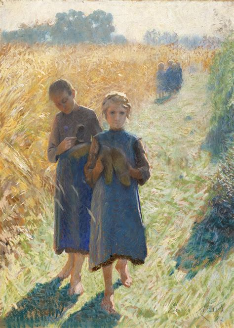 biography of painting artist file emile clause country life jpg wikimedia commons